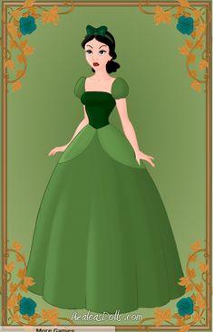 Drizella - Ugly Stepsister