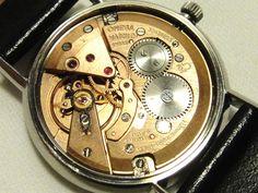 アンティーク オメガOMEGA フリーメイソンスカル cal601手巻時計 - ヤフオク!