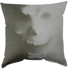 Fright Face Pillow