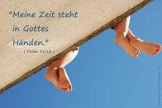 Zeit - Spruchkarte Bibelvers, Bibelzitat - sortiert nach : Bibelzitate - DIE-SPRUCHBUDE.DE - Spruchkarten Online-Album