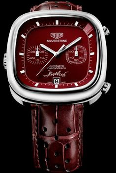 Red Tag Heuer Watches 2015