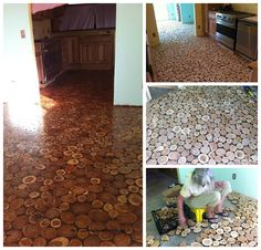 #Branch, #Cordwood, #DIY, #Floor, #Wood