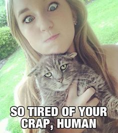 Human You're Embarrassing Yourself