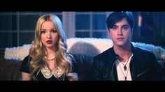 """Watch Dove Cameron and Ryan McCartan in their """"Glowing In The Dark"""" music video! High School Musical, Dove Cameron Songs, Troy, Ryan Mccartan, Jim Morrison Movie, Genie In A Bottle, Disney Music, Funny Movies, Music Albums"""