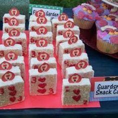 rice krispy treats w/cin hearts