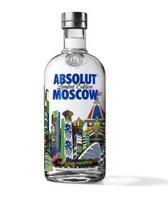 ABSOLUT MOSCOW Pays Tribute to the Russia's Capital - Pernod Ricard