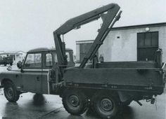 Weird And Wonderfull Old Army Land Rover Pictures. 6x6 Truck, Trucks, Bug Out Vehicle, Land Rovers, Emergency Vehicles, Land Rover Defender, Range Rover, Land Cruiser, Wonders Of The World