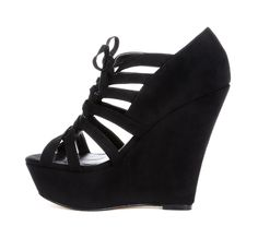 These remind me of an updated version of shoes I used to wear all the time. Love them!
