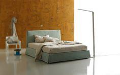 Elegantiška, klasikinio dizaino dvigulė lova Adel - Lova Plius