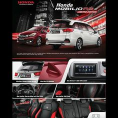 Mobilio RS CVT Limitted Edition