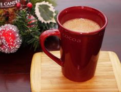 Peppermint White Hot Chocolate Recipe Dairy Free