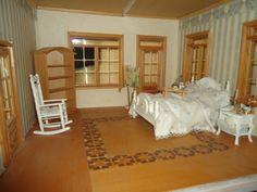 Slaapkamer Victoriaans huis