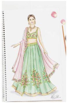 Fashion Illustration Tutorial, Fashion Drawing Tutorial, Fashion Figure Drawing, Dress Illustration, Fashion Drawing Dresses, Fashion Illustration Dresses, Costume Design Sketch, Dress Design Drawing, Dress Design Sketches