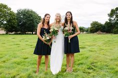 Vivienne Westwood Bridal Gown For A Buddhist Outdoor Wedding In Worcestershire With Bridesmaids In J Crew And Images From Paper Angel Photography Blue Bridesmaid Dresses Short, Indian Bridesmaids, Wedding Dresses, Paper Angel, Girls Dresses, Flower Girl Dresses, Vivienne Westwood, Bridal Gowns, Lisa