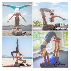 """""""You Do Yoga Together"""" by preferences-5sos ❤ liked on Polyvore"""