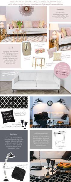 1 Sofa, 2 Looks | So funktioniert unser Look auch bei Ihnen
