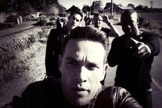 @kevinmalejandro Heading to lunch with the cool kids. Lucifer BTS