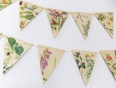 I love this bunting!