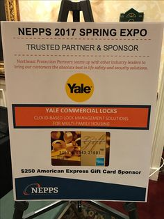 Check us out at the Northeast Protection Partners 2017 Spring Expo!