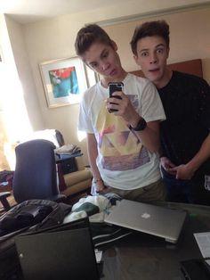 Him and Cam @Matthew Addonizio Addonizio Espinosa @Cameron Daigle Daigle Dallas