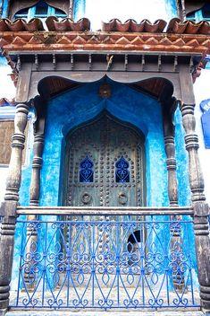 Chefchaouen akaThe Blue City, Morocco.  dahhhhhh so beautiful!