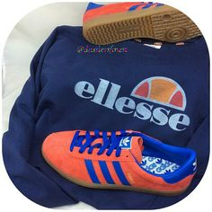 Away Days - Rouge and ellesse