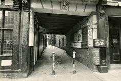 Rigbys Vaults, Leathers Lane.