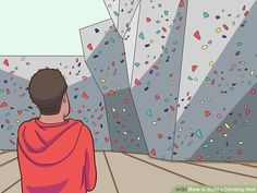 How to Build a Climbing Wall. Climbing is a popular exercise and recreational activity. While many commercial facilities and gyms now offer walls where you can pay to climb, it may be much more convenient and cost-effective to have a. Climbing Wall Kids, Outdoor Play Equipment, Free Standing Wall, Recreational Activities, Backyard For Kids, Off The Wall, Activity Centers, Kid Beds, Bouldering