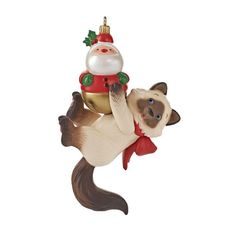 2013 Mischievous Kittens Hallmark Ornament | Christmas Ornaments at Hooked on Hallmark Ornaments