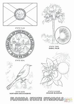 450 best nature coloring pages images