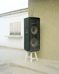 lone speaker