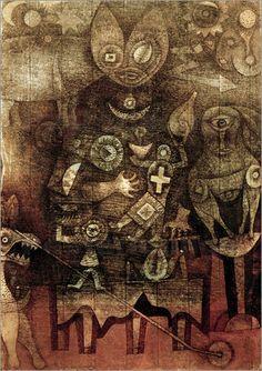 Paul Klee - Magic Theatre