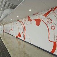Corporate Interiors graphics