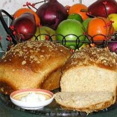 Honey Wheat Bread I