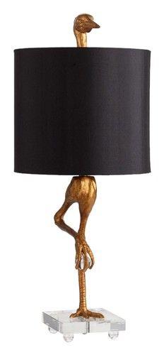 This lamp makes me laugh.