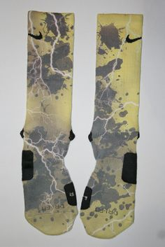 b9a81dab9 Custom Nike Elite Socks
