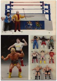 Retro Toys, Vintage Toys, Childhood Toys, Childhood Memories, Toy Catalogs, Pound Puppies, Old School Toys, Morning Cartoon, Wrestling Superstars