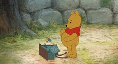 10 Signs You Grew Up with Winnie the Pooh