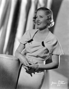 Jean Arthur - sweet, sassy and funny!