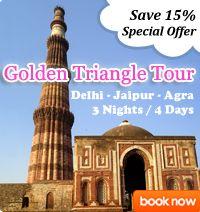 golden trangle tour