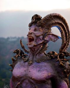 "2,180 Likes, 24 Comments - Josef Rarach (@fxcreator) on Instagram: ""Hollywood's Devil Photo by @vensaranin , Hollywood, California. SFX Makeup @vladtaupesh & Josef…"""