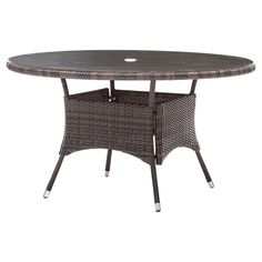 Zuo South Bay Dining Table - Brown