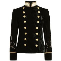 Designer Clothes, Shoes & Bags for Women Military Jacket Women, Military Style Jackets, Military Jacket Outfits, Military Inspired Fashion, Women's Military Fashion, Ralph Lauren, Denim And Supply, Blazers, Look Chic