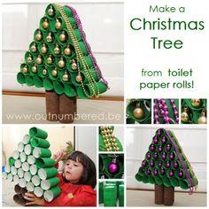 Weihnachtsbaum für die Kids