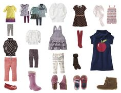 toddler wardrobe for fall <3