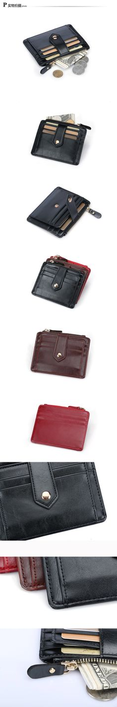 RECHAR Fashion Leather Men wallets credit card holders Slim Thin  Mini Bank  ID  Coin Purses Holders Case Pillow Organizer , https://myalphastore.com/products/rechar-fashion-leather-men-wallets-credit-card-holders-slim-thin-mini-bank-id-coin-purses-holders-case-pillow-organizer/,