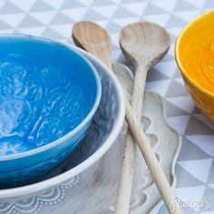 Schalen 'Boho' grijs #bowl #boho http://www.nanaas.nl/a-41346231/servies/schaaltje-m-boho-grijs/