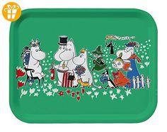 Mumins - Tablett, Birke -Geburtstag- 27x20 cm (Opto Design) - Shirts zum geburtstag (*Partner-Link)
