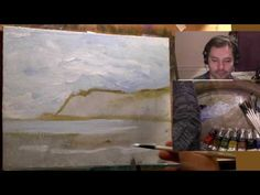 YouTube Jason Bowen, Bob Ross, Pastel, Larry, Channel, Facebook, Hamilton, Artist, Painting