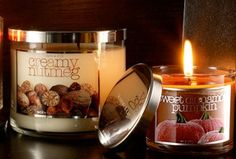 Candles, Candles and more Candles!!